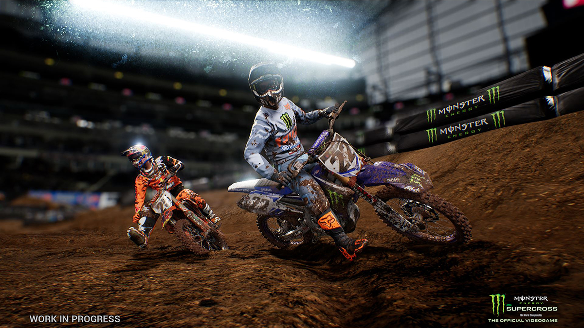 Monster Energy Supercross - The Official Videogame screenshot