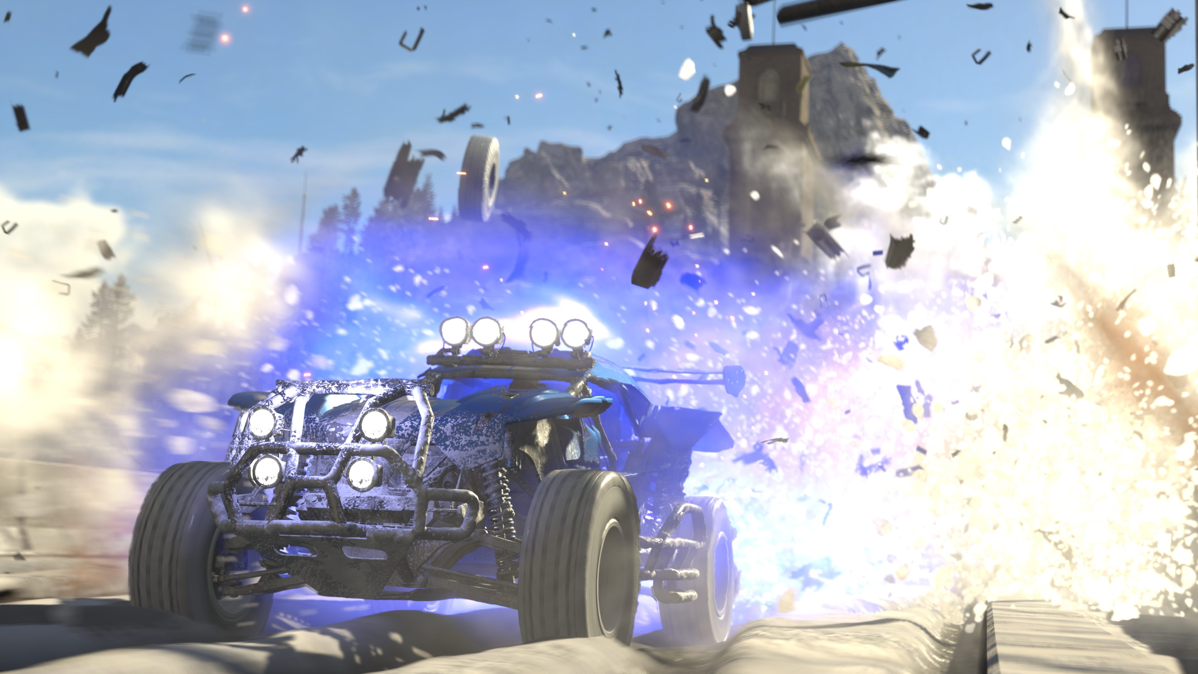 New trailer released for Onrush ahead of June release