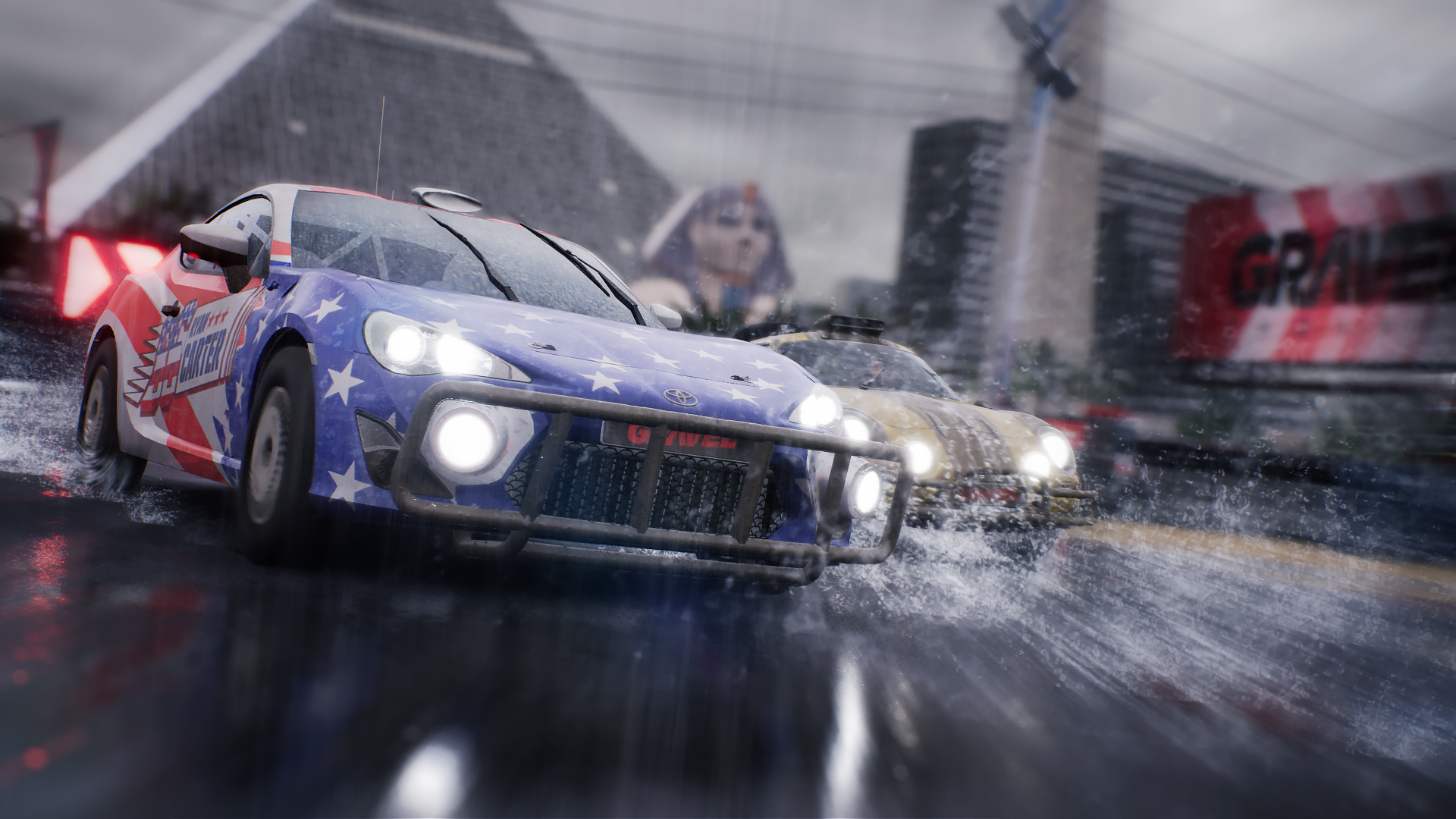 Demo confirmed for arcade racer Gravel