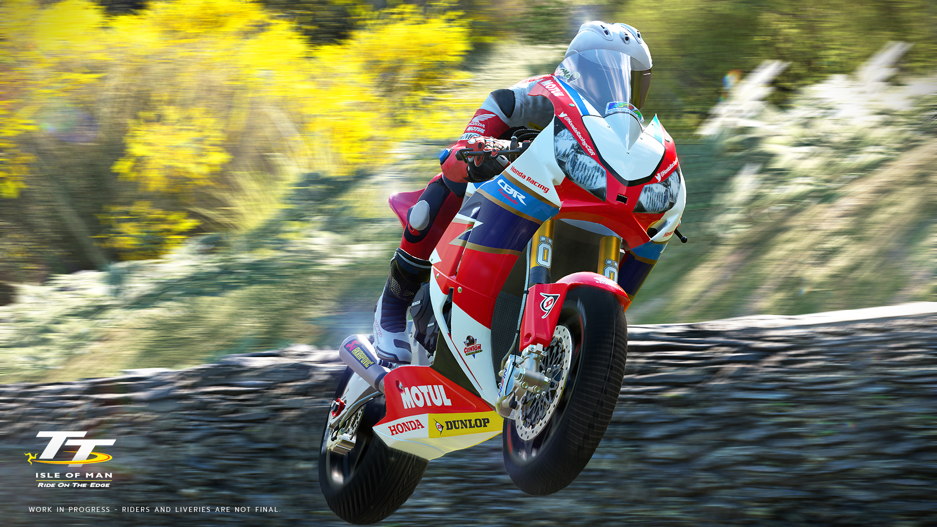 TT Isle Of Man: Ride on the Edge now has a release date