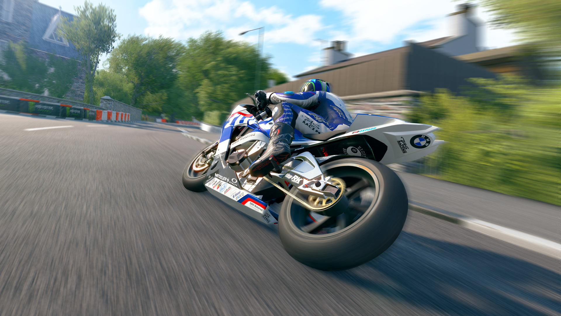 TT Isle Of Man: exclusive gameplay