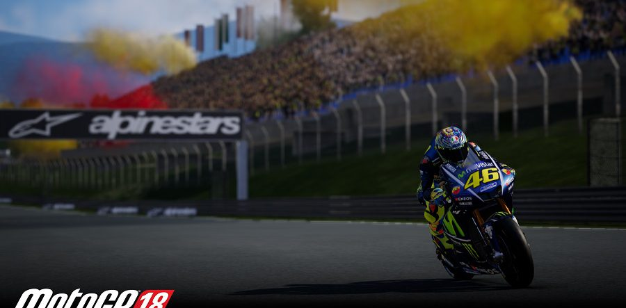 Motogp 18 Coming To Ps4 Xbox One Pc On June 7 Switch