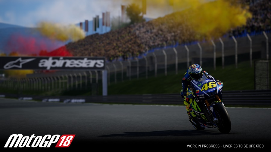 MotoGP 18 coming to PS4, Xbox One & PC on June 7, Switch later