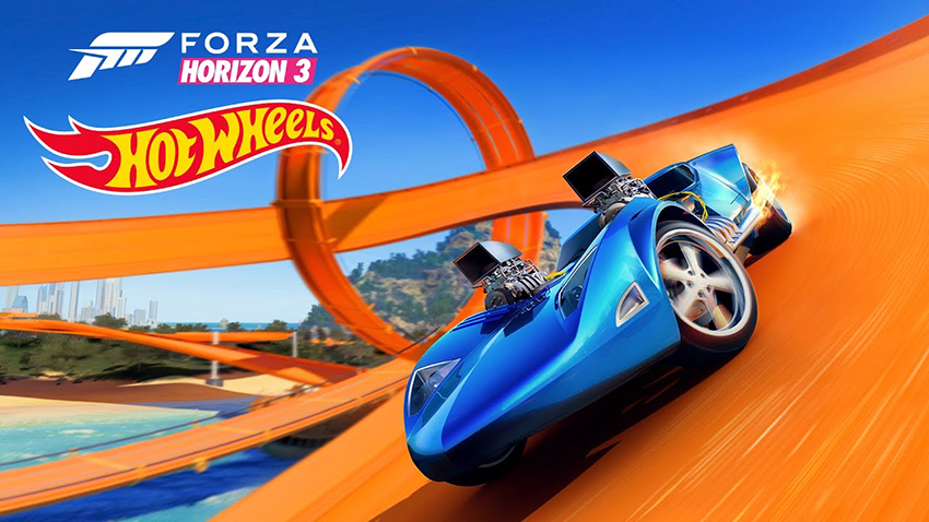 Forza Horizon 3 Hot Wheels expansion