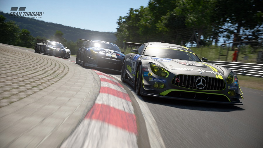 Gran Turismo Sport screenshot Mercedes