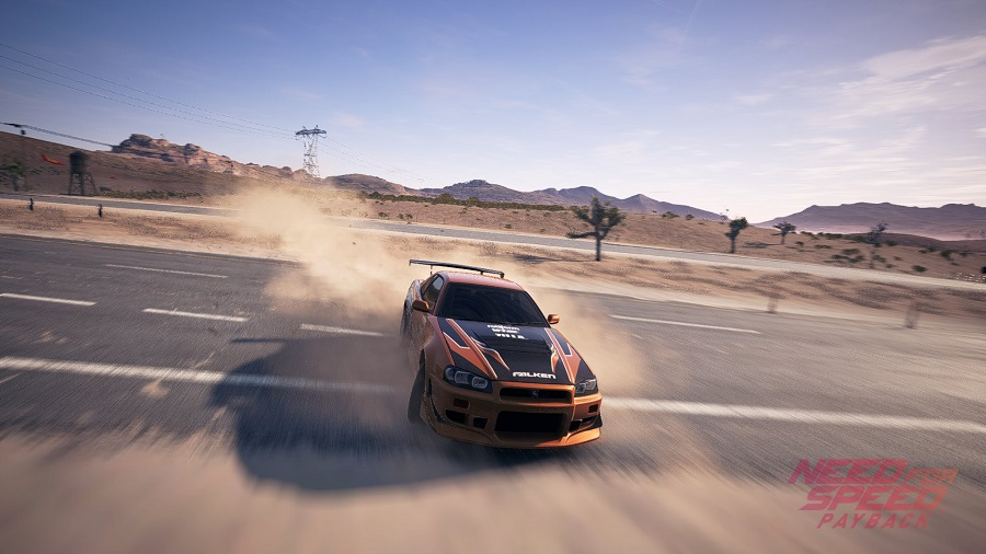 Need for Speed Payback to receive large update tomorrow