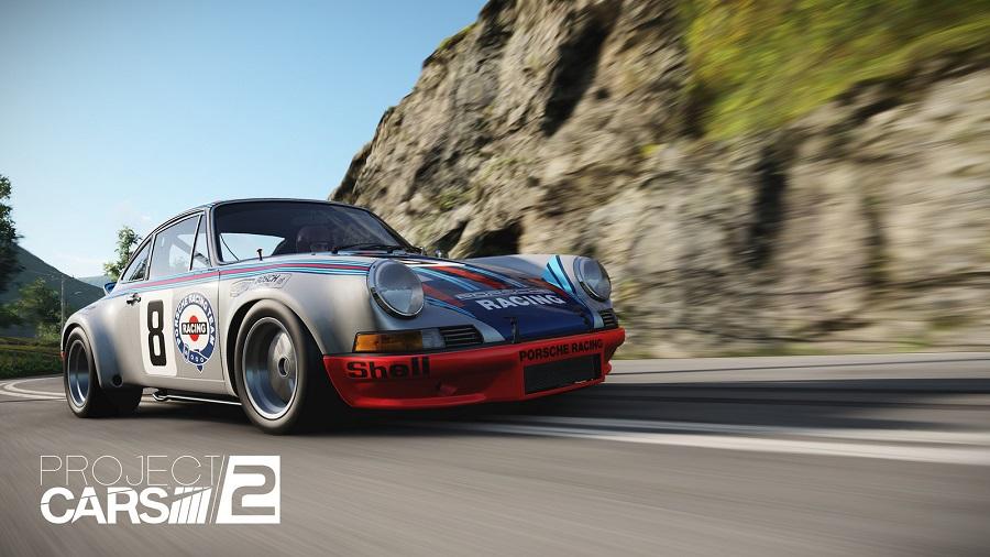 project cars 2 porsche 911 rsr 2.8