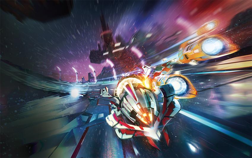 Redout Lightspeed Edition artwork