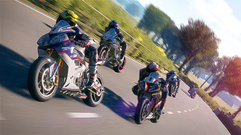TT Isle of Man: Ride on the Edge first PS4 gameplay