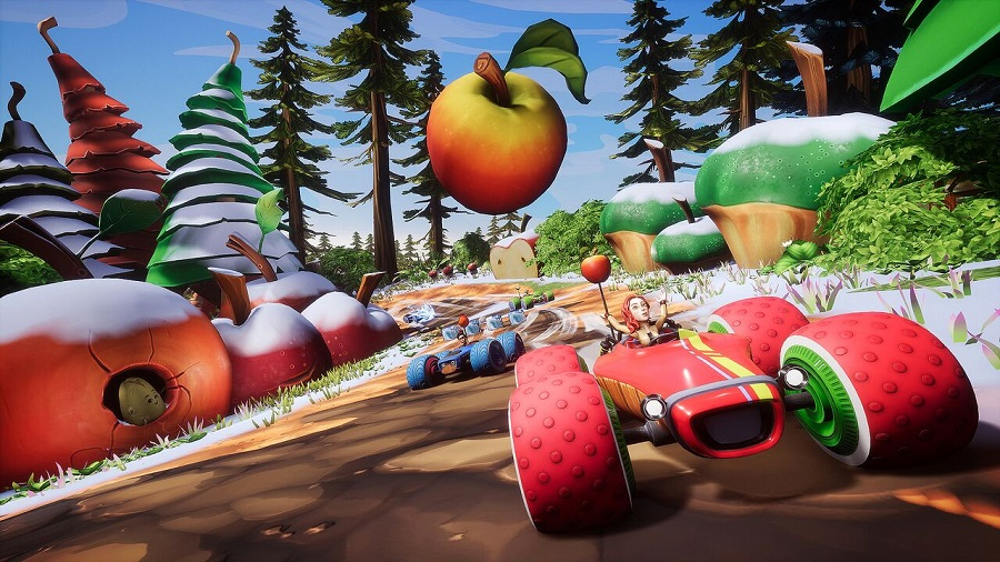 All-Star Fruit Racing coming to PS4, Xbox One, PC & Switch in July