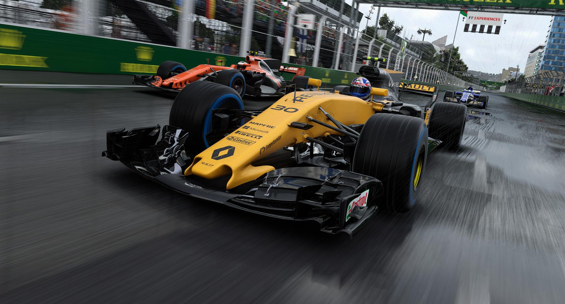 F1 Esports Series to switch to F1 2018 during Pro Championships