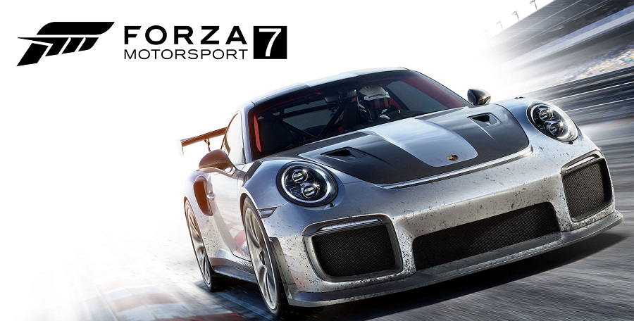 forza motorsport 7 main art porsche cover art