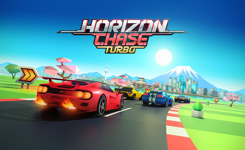 OutRun-inspired Horizon Chase Turbo coming to PS4 and PC in May
