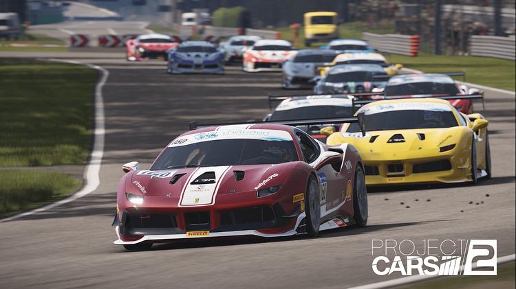 project cars 2 ferrari 488 challenge