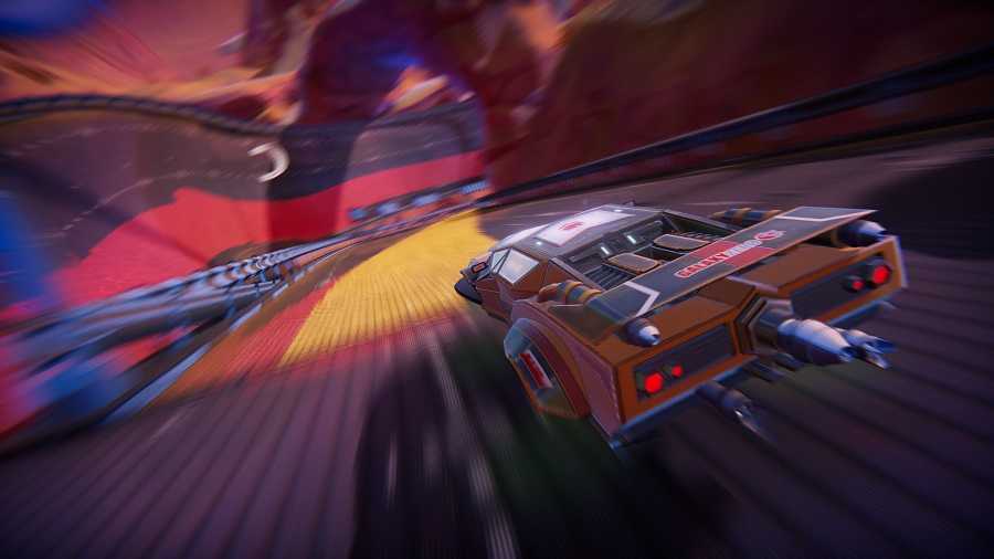 Here's the latest trailer for the co-op racer Trailblazers