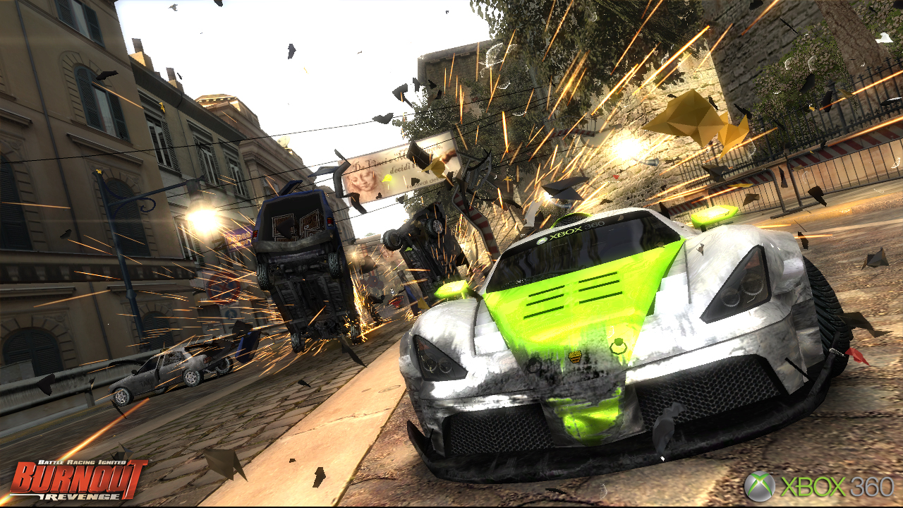 Burnout 3 takedown xbox 360 download.