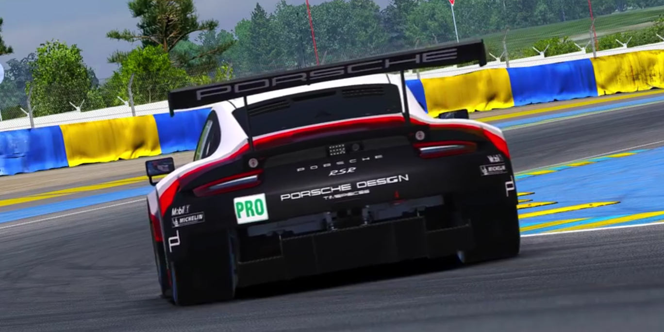 Porsche 911 RSR set to join iRacing in June 2018