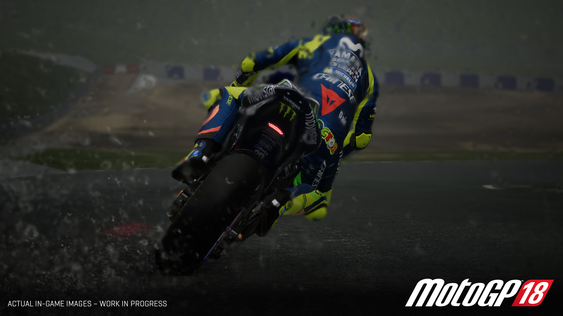 MotoGP 18 showcased for first time in new gameplay trailer