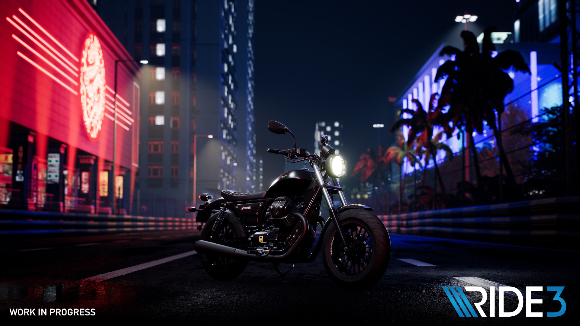 Ride 3 officially announced; scheduled for November 2018 launch