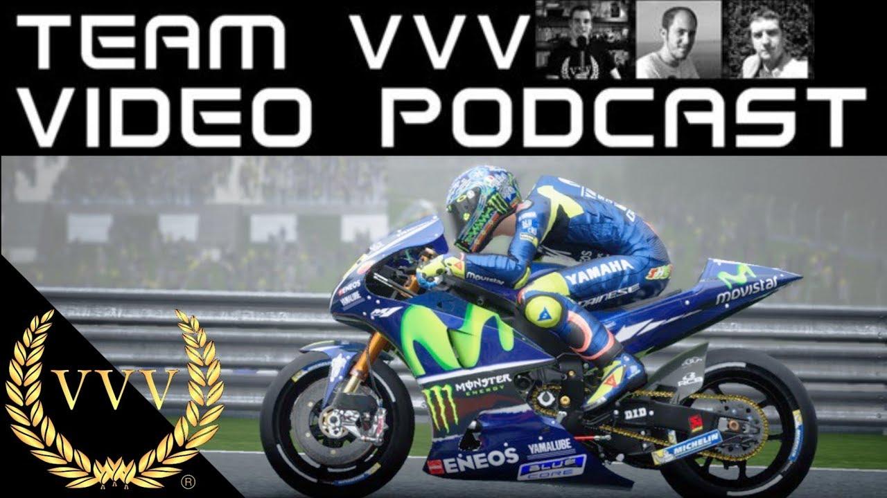 Team VVV Video Podcast 50: Forza Horizon 4, MotoGP 18, Onrush