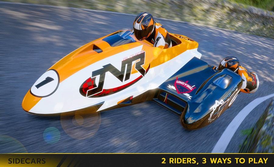 Sidecars coming to TT Isle of Man tomorrow