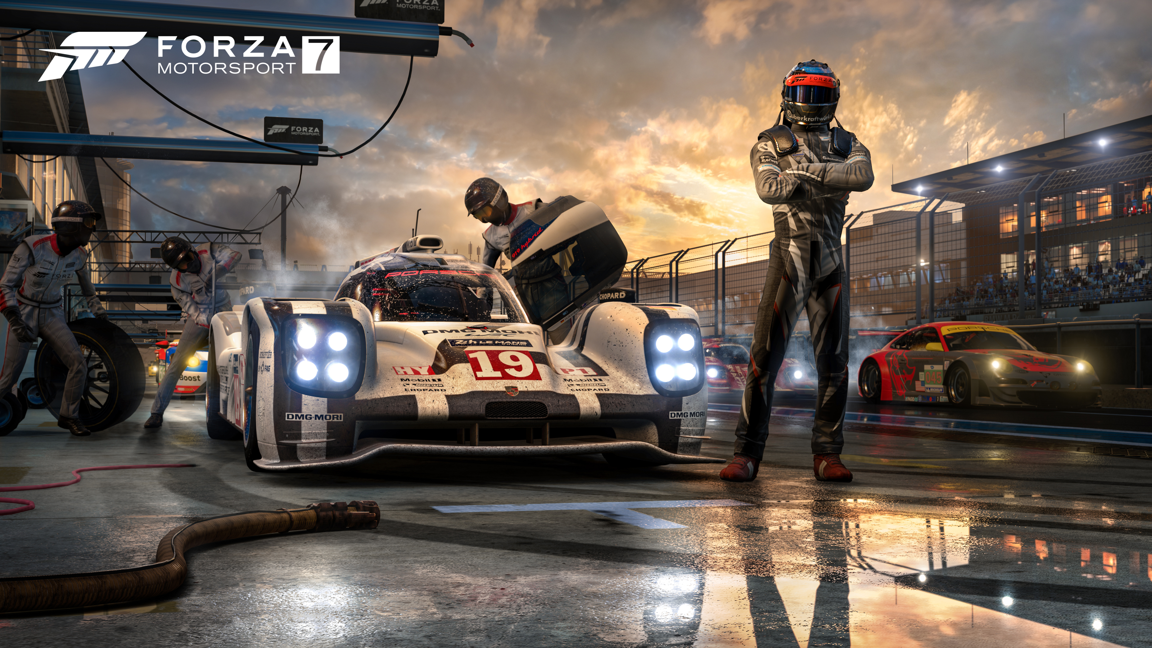 Forza Motorsport 7-hosted Le Mans Esports Series announced