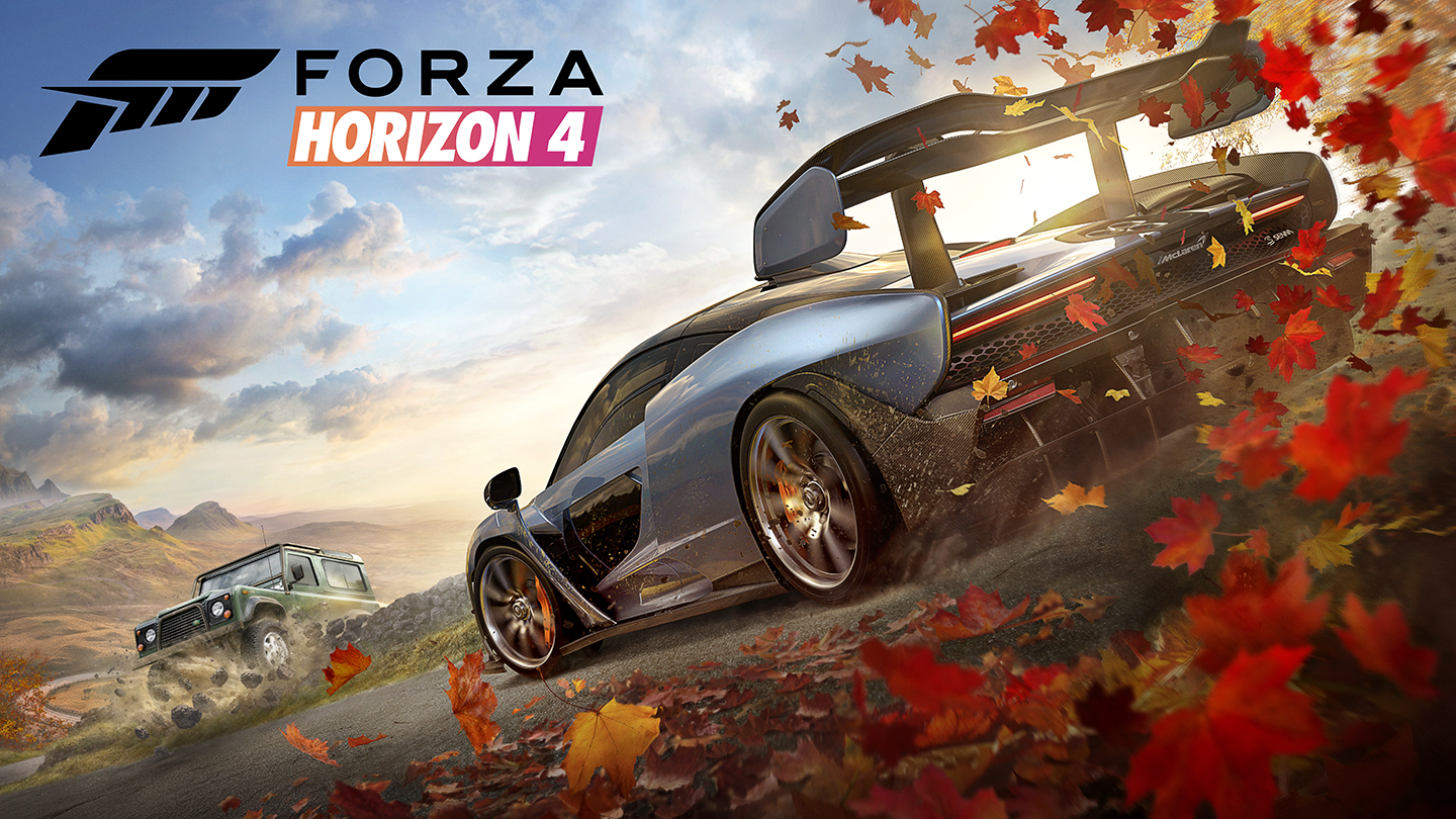 Forza Horizon 4 is set in the UK, coming to Xbox One and PC this October