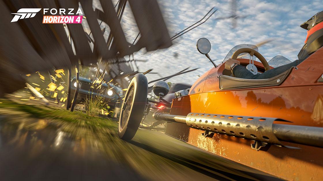 First details on Forza Horizon 4's DLC programme revealed