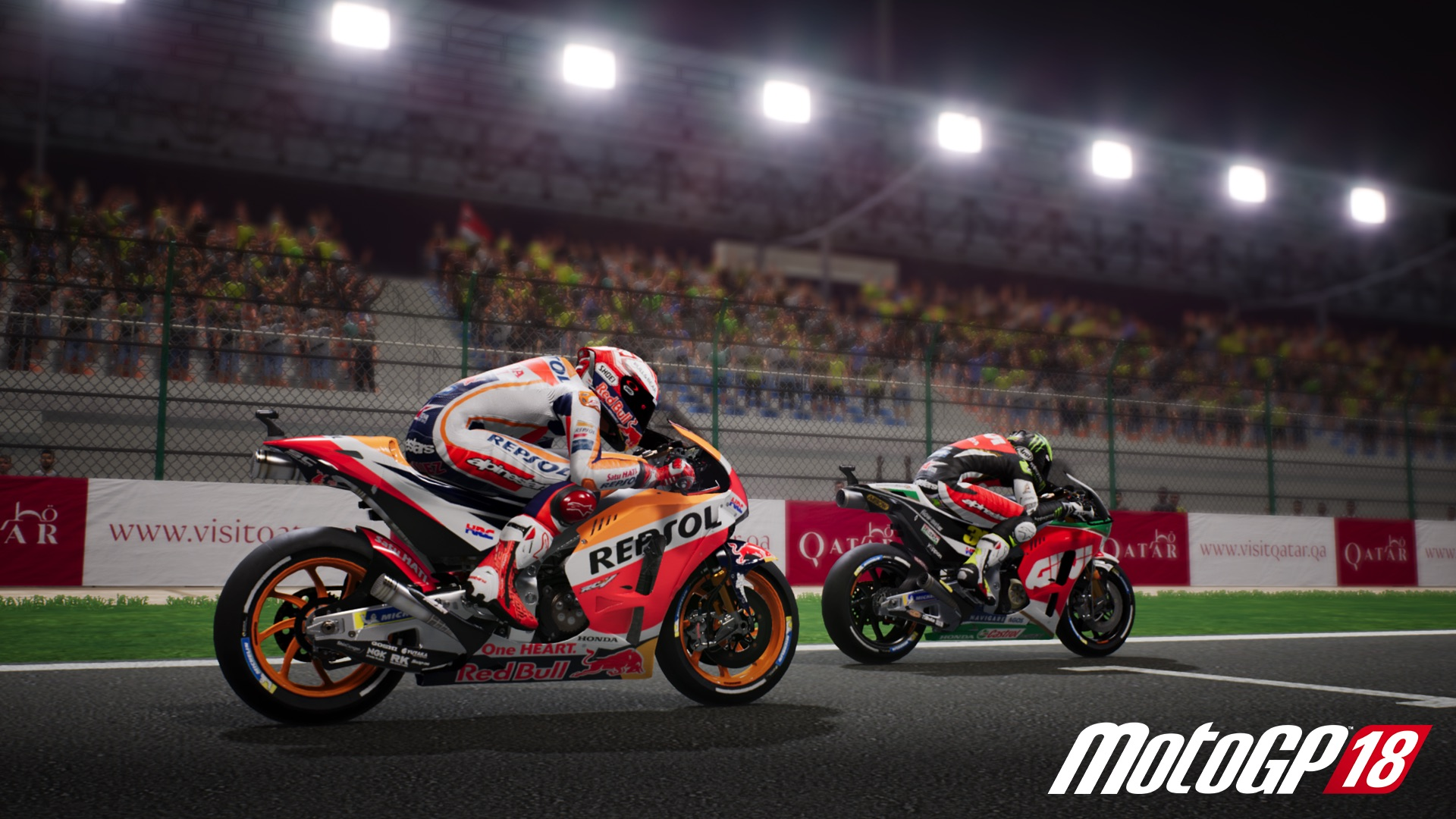 MotoGP 18 screenshot Red Bull Rookies