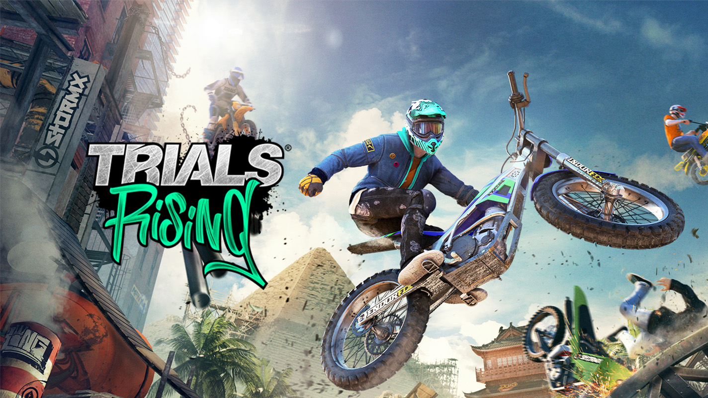 Trials Rising landing on PC and consoles next year