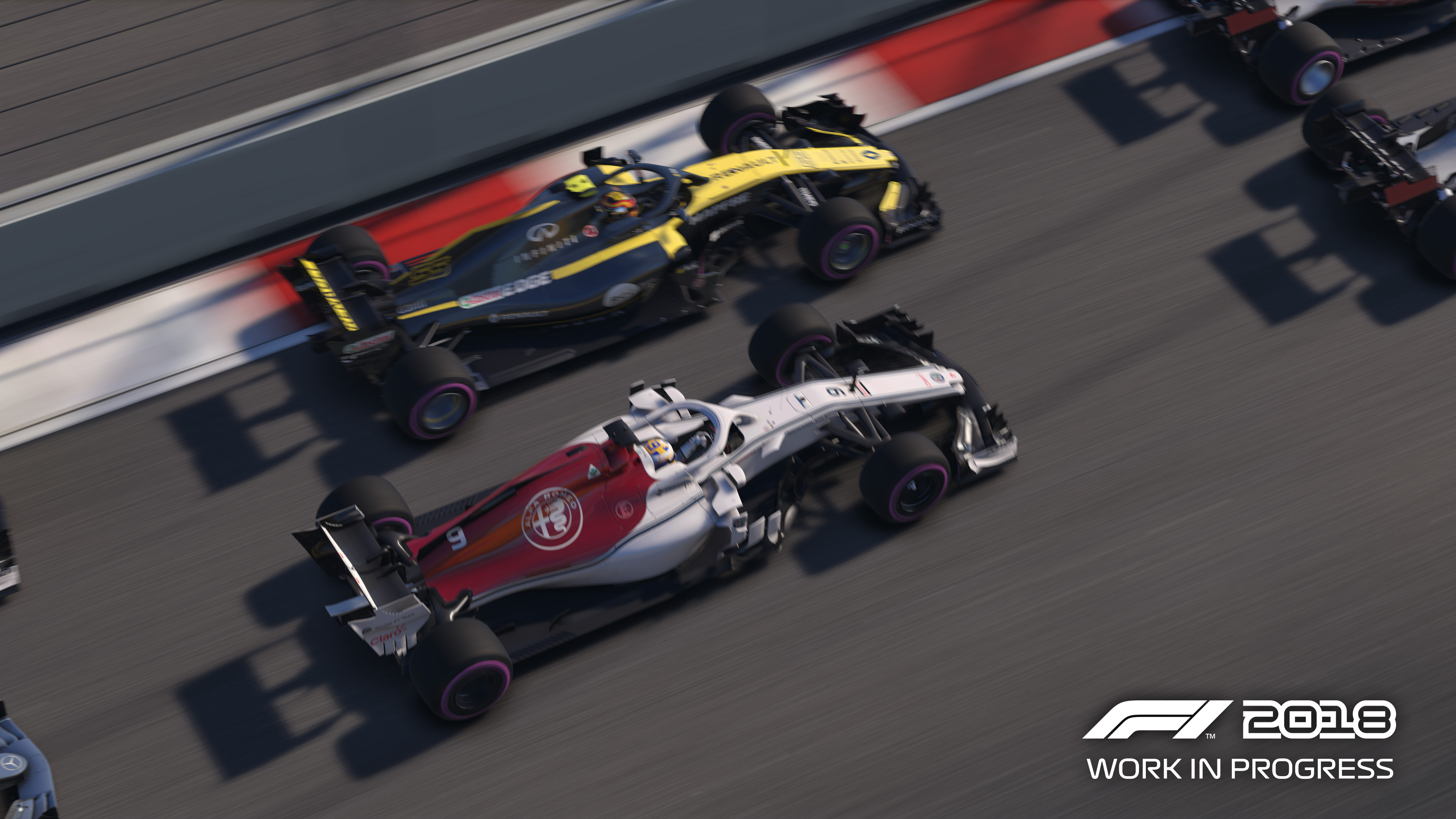 F1 2018's career mode will be spiced up by end-of-season rules changes