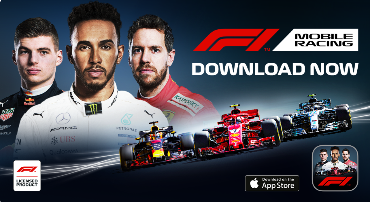 F1 Mobile Racing hack version