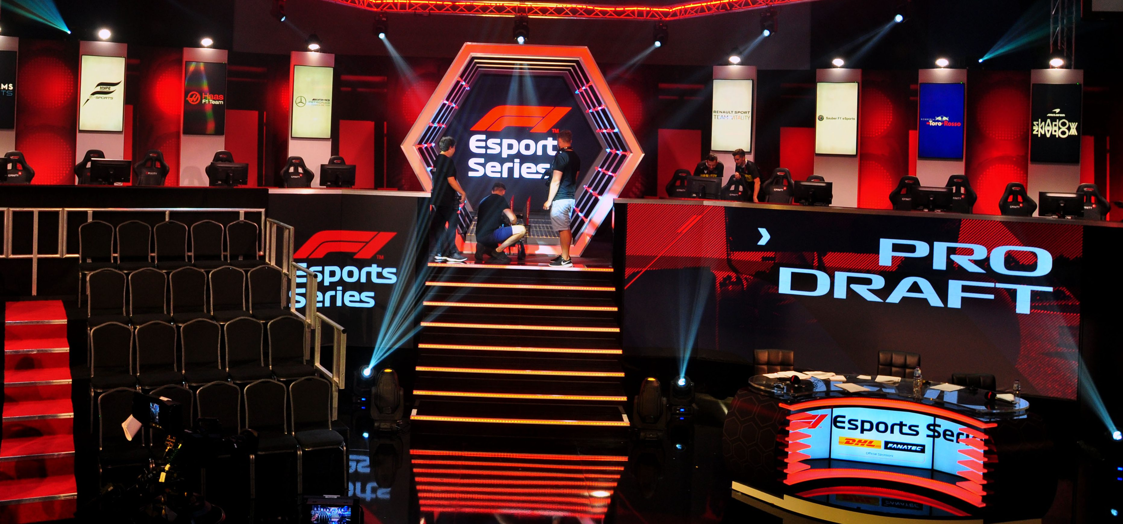 Provisional F1 Esports Series Pro Series driver lineups announced