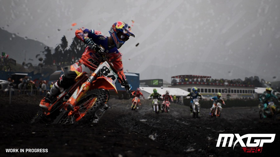 MXGP Pro Wet Weather