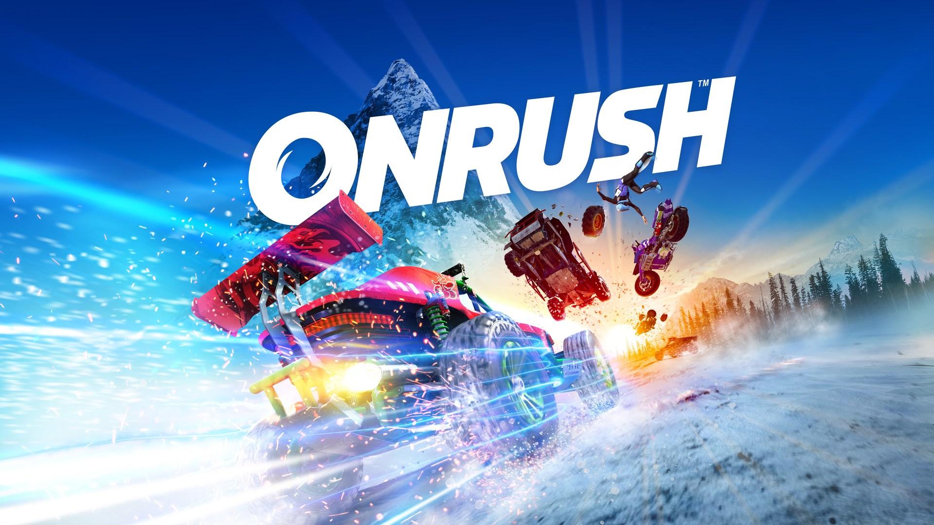 Onrush main art
