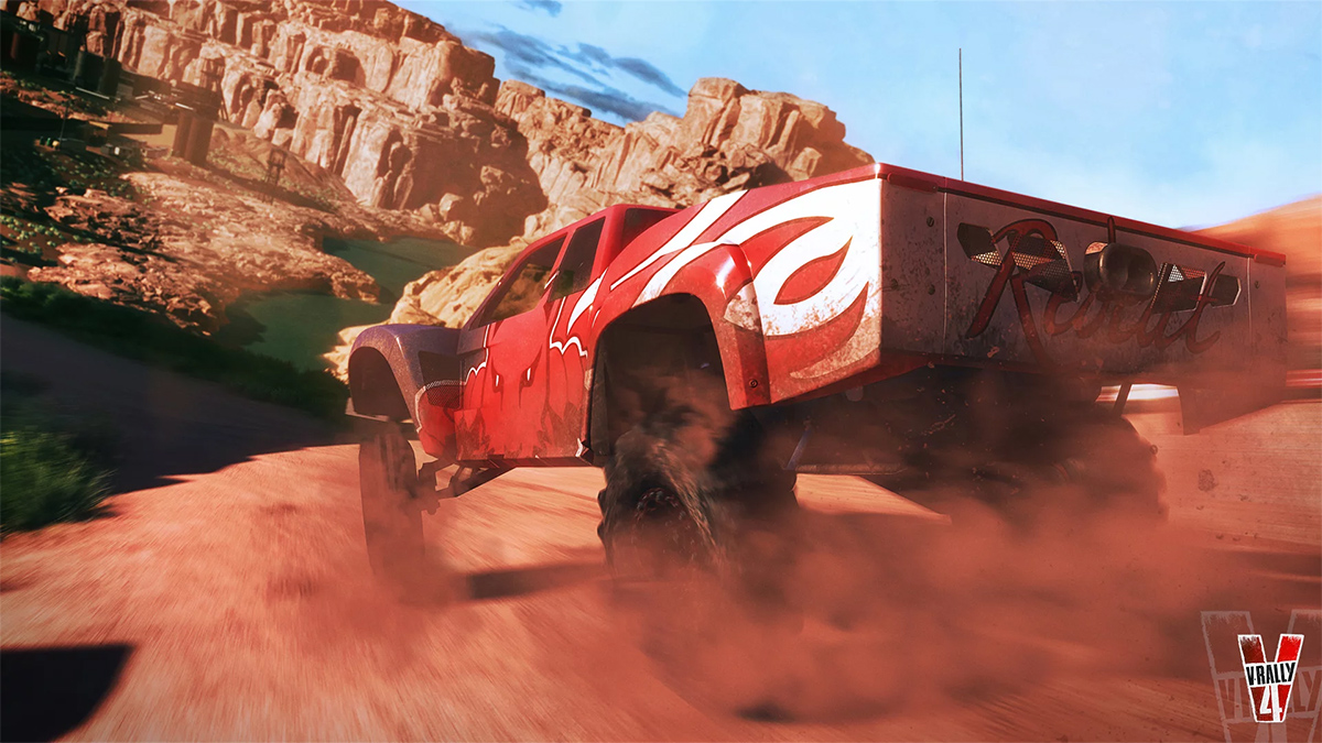New V-Rally 4 trailer shows intense Hillclimb action