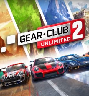 Gear Club Unlimited 2 main art