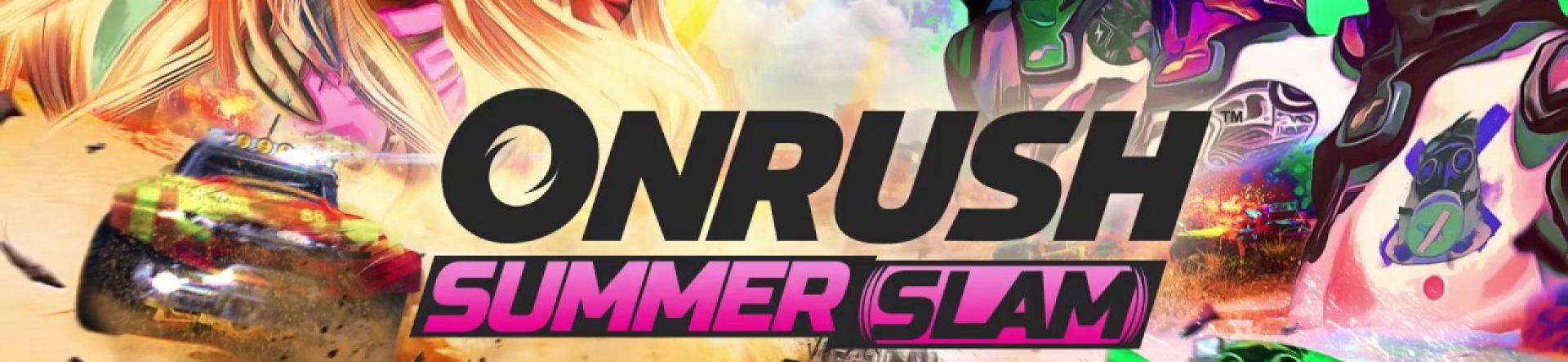 Onrush summer slam online ranked mode