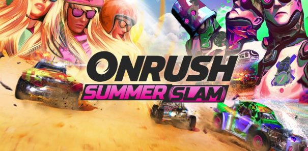 Onrush summer slam online ranked mode