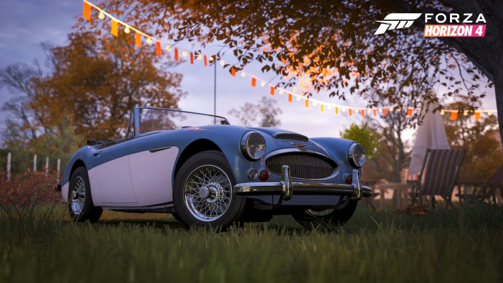 forza horizon 4 39 s service check update available now. Black Bedroom Furniture Sets. Home Design Ideas