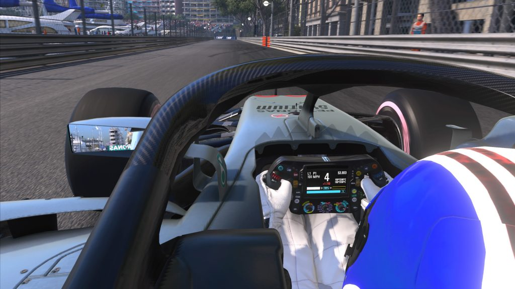 f1 2018 patch now live on steam consoles to follow. Black Bedroom Furniture Sets. Home Design Ideas