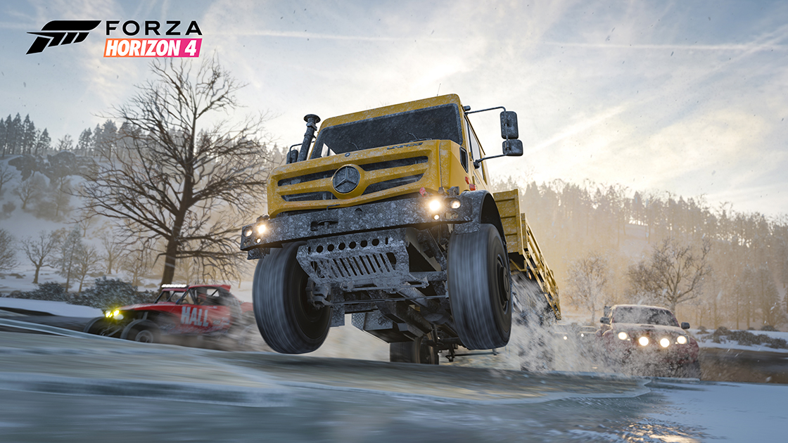 Forza Horizon 4 is getting a 30GB demo later today
