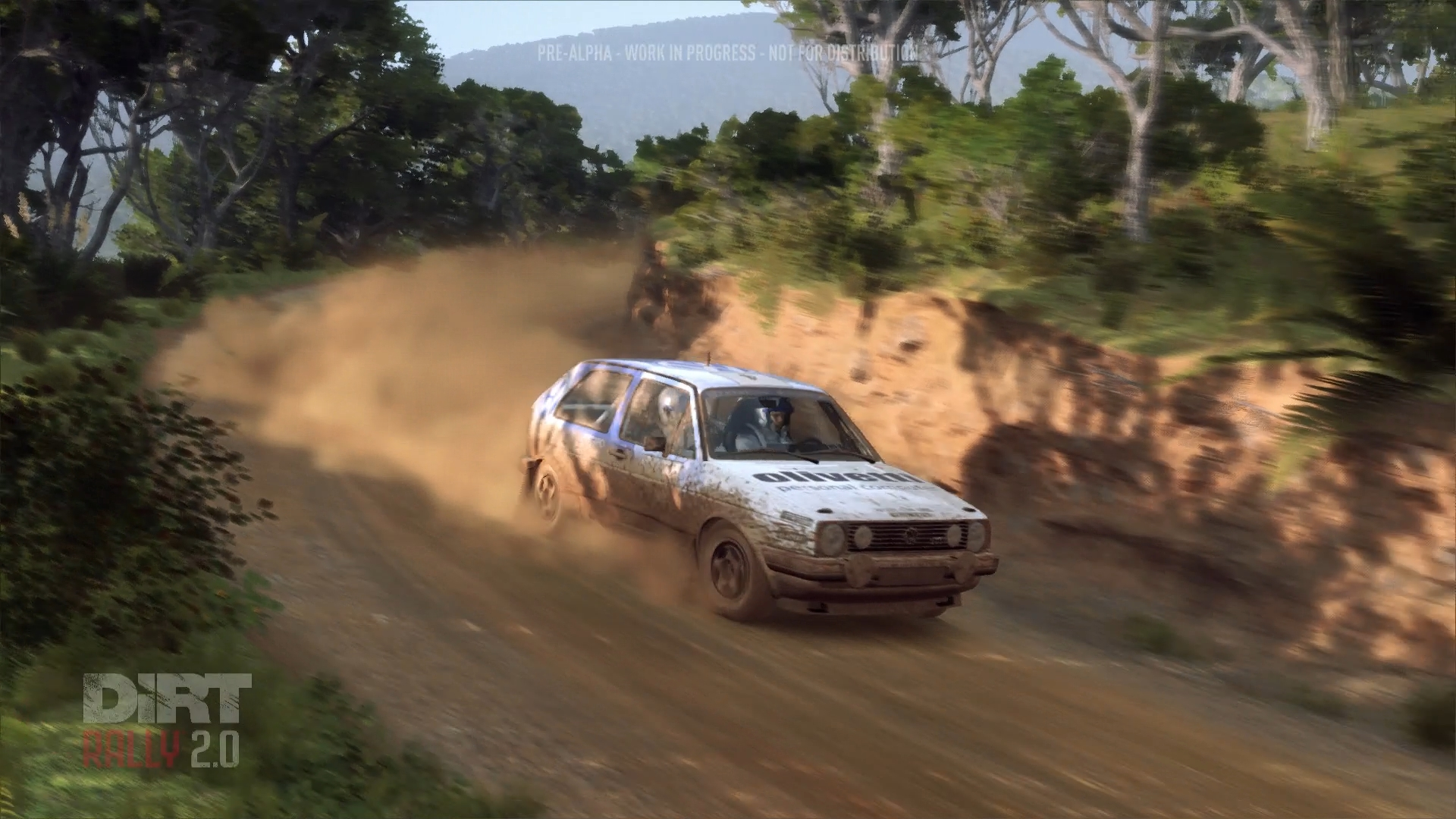 dirt rally 2 0 latest video shows ford mk ii escort in action team vvv. Black Bedroom Furniture Sets. Home Design Ideas