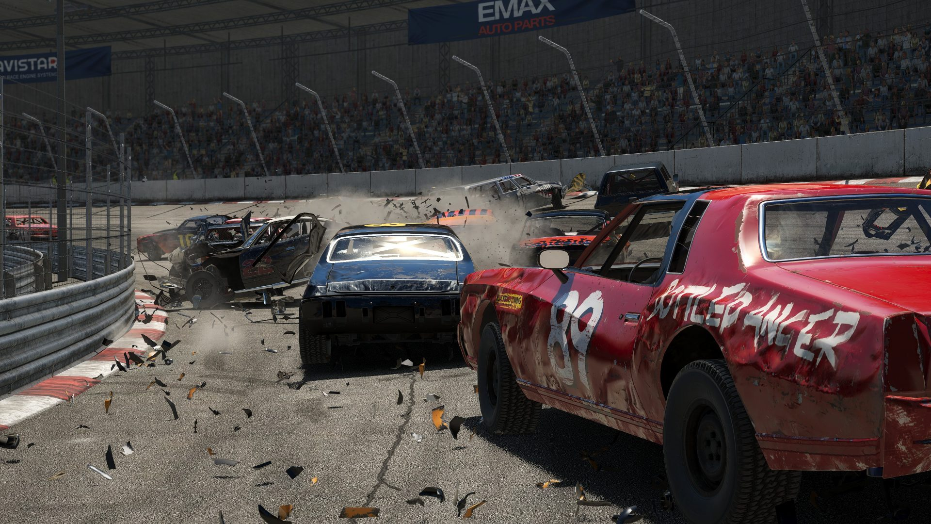 Wreckfest on PS4 & Xbox One delayed to 2019 - Team VVV