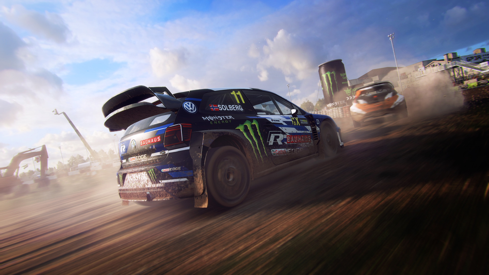 dirt rally 2 0 gameplay teased in latest dev diary team vvv. Black Bedroom Furniture Sets. Home Design Ideas