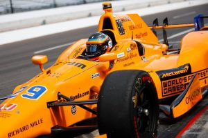 Fernando Alonso will race the Indy 500 in 2019 - Team VVV