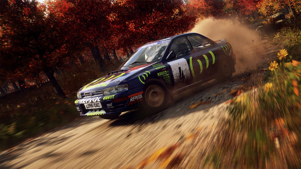dirt rally 2 0 trailer reveals first glimpse of classic. Black Bedroom Furniture Sets. Home Design Ideas
