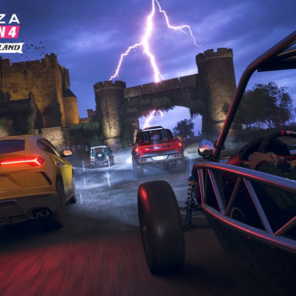 Forza Horizon 4 Fortune Island expansion details and car list announced