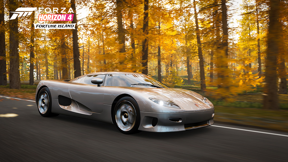 Forza Horizon 4's