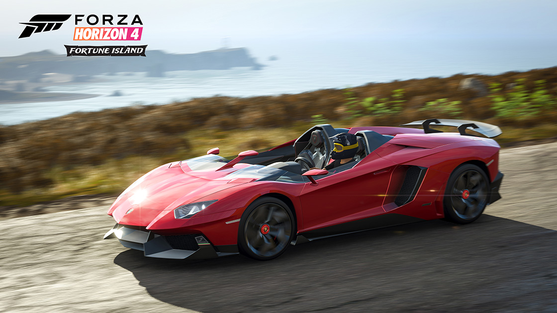 Here's all of Forza Horizon 4's